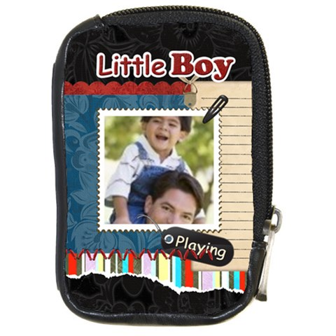 little boy by Joely Front