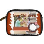 our chlidren - Digital Camera Leather Case