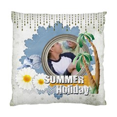 Summer Time By Joely   Standard Cushion Case (two Sides)   Zm2w7we161z4   Www Artscow Com Back