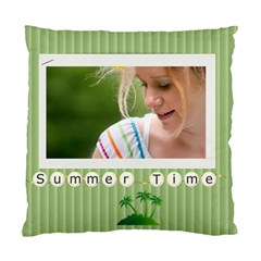 Happy Summer By Joely   Standard Cushion Case (two Sides)   79pj3a2dwi6n   Www Artscow Com Front