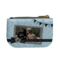 Summer Sophisticate Mini Coin Purse By Klh   Mini Coin Purse   Xc5xufdsweq0   Www Artscow Com Back