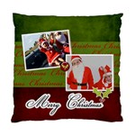Cushion Case (Two Sides) : Merry Christmas - Standard Cushion Case (Two Sides)