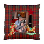 Christmas Cookies Double sided cushion - Standard Cushion Case (Two Sides)