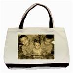 gramma bag - Basic Tote Bag (Two Sides)