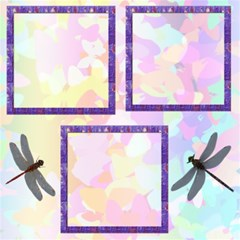 Pretty Pastels 10 Scrapbook Pages By Kim Blair   Scrapbook Page 12  X 12    Hrq1o3diqpid   Www Artscow Com 12 x12 Scrapbook Page - 3