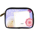 Happy Lover - Digital Camera Leather Case