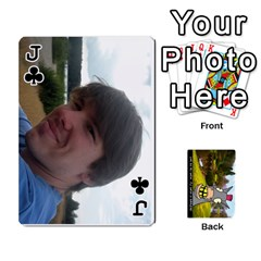 Jack Koniu2011 By Sonia   Playing Cards 54 Designs   Qvmcxk8c1499   Www Artscow Com Front - ClubJ