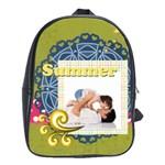 summer - School Bag (Large)