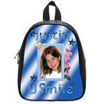 Justin u Smile small school bag - School Bag (Small)