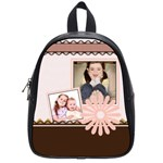 pink kids  - School Bag (Small)