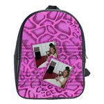 Charlotte Back Pack School Bag - School Bag (Large)