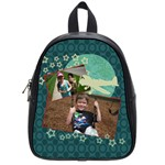 Airplane Small School Bag - School Bag (Small)
