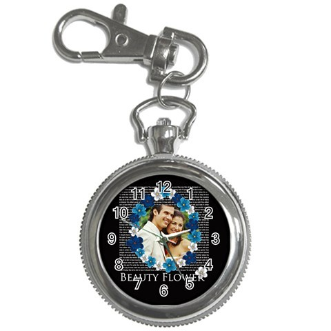 Wedding  By Joely   Key Chain Watch   Zhnd53w74ktk   Www Artscow Com Front