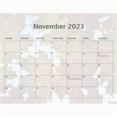 Pretty Pastels Calendar 2016 By Kim Blair   Wall Calendar 11  X 8 5  (12 Months)   Fc5zquolkbps   Www Artscow Com Nov 2016