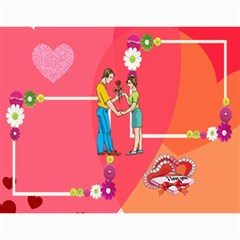 Pretty Pastels Calendar 2016 By Kim Blair   Wall Calendar 11  X 8 5  (12 Months)   Fc5zquolkbps   Www Artscow Com Month