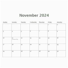 Tutti General Purpose (any Year) Calendar 2017 By Deborah   Wall Calendar 11  X 8 5  (12 Months)   5p2odz930jiz   Www Artscow Com Nov 2017