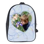 Bubbles Large School Bag - School Bag (Large)
