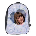 Bubbles Large School Bag 2 - School Bag (Large)
