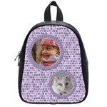 Brick in the Wall School Bag - School Bag (Small)