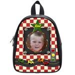 Emils taske3 - School Bag (Small)