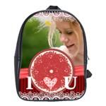 L U bag - School Bag (Large)