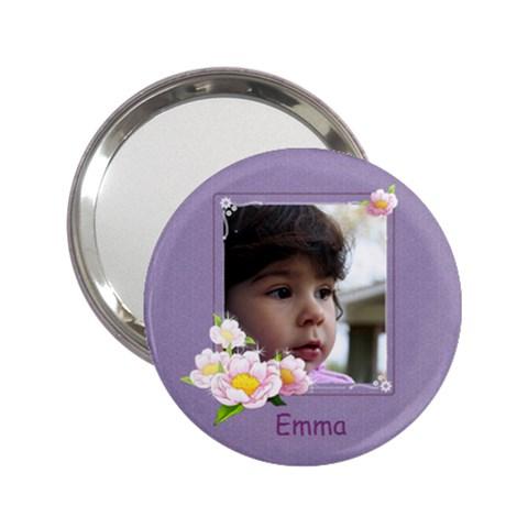 Photo Handbag Mirror By Deborah   2 25  Handbag Mirror   Atks0rp94e4o   Www Artscow Com Front