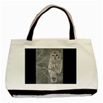 owl4 - Basic Tote Bag