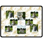 Precious Memories Heirloom Extra Large Fleece - Fleece Blanket (Large)