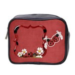 lady bug mini toiletries bag - Mini Toiletries Bag (Two Sides)