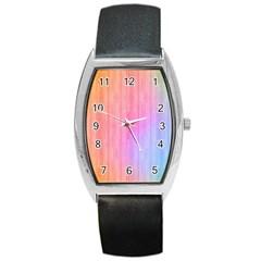Cr6 Barrel Style Metal Watch by designergaze