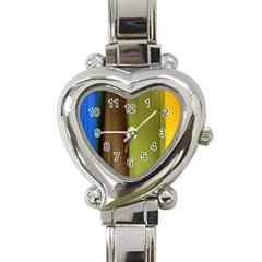 Cr3 Heart Italian Charm Watch