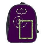 Lavender Essentials Backpack 1 - School Bag (Large)