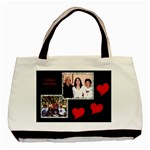 gina friend - Basic Tote Bag (Two Sides)
