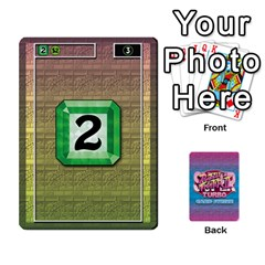 Ace 2 4gems 1gems By Evilgordo   Playing Cards 54 Designs   Gqdd5znn15zp   Www Artscow Com Front - SpadeA