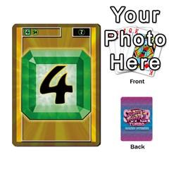 2 4gems 1gems By Evilgordo   Playing Cards 54 Designs   Gqdd5znn15zp   Www Artscow Com Front - Club5