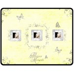Precious Moments Dove medium fleece blanket - Fleece Blanket (Medium)