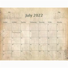 Cocoa Botanica Calendar 2015 By Catvinnat   Wall Calendar 11  X 8 5  (12 Months)   Zzee14yxc129   Www Artscow Com Jul 2015