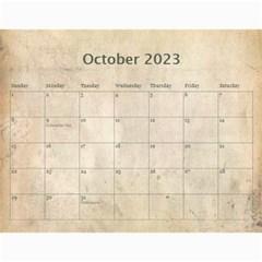 Cocoa Botanica Calendar 2015 By Catvinnat   Wall Calendar 11  X 8 5  (12 Months)   Zzee14yxc129   Www Artscow Com Oct 2015