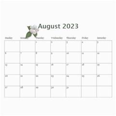 Calendar   Our Family By Jennyl   Wall Calendar 11  X 8 5  (12 Months)   Og77xsm7qza0   Www Artscow Com Aug 2017