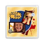 happy day - Memory Card Reader (Square)