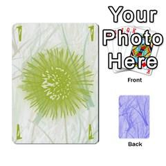 Hanabi & Ikebana By Carlos   Playing Cards 54 Designs   Smd7cod1ghqx   Www Artscow Com Front - Spade2