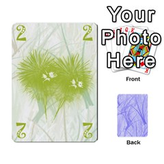 Hanabi & Ikebana By Carlos   Playing Cards 54 Designs   Smd7cod1ghqx   Www Artscow Com Front - Heart4