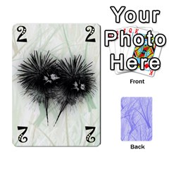 Hanabi & Ikebana By Carlos   Playing Cards 54 Designs   Smd7cod1ghqx   Www Artscow Com Front - Heart10