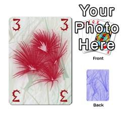 Hanabi & Ikebana By Carlos   Playing Cards 54 Designs   Smd7cod1ghqx   Www Artscow Com Front - Diamond3