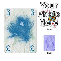 Hanabi & Ikebana By Carlos   Playing Cards 54 Designs   Smd7cod1ghqx   Www Artscow Com Front - Diamond6