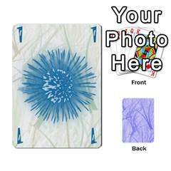 Hanabi & Ikebana By Carlos   Playing Cards 54 Designs   Smd7cod1ghqx   Www Artscow Com Front - Spade9