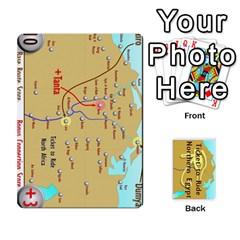 Ttr   Northern Africa Tickets By Matthew Stevenson   Playing Cards 54 Designs   504hhcv04kvk   Www Artscow Com Front - Diamond9