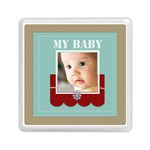 baby - Memory Card Reader (Square)
