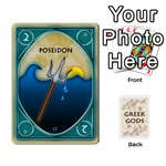 GreekGodsTheme - Playing Cards 54 Designs