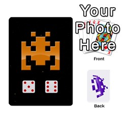 8bit By Daniel Cassar   Playing Cards 54 Designs   Zwe02aedvg7m   Www Artscow Com Front - Heart3